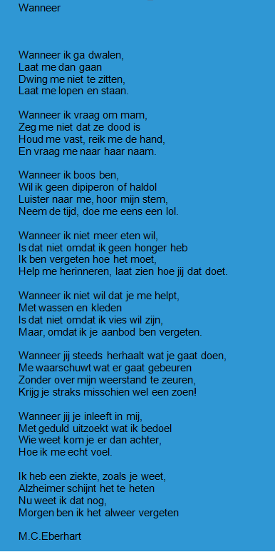 Mooie Keuken Spreuken : Nice Phrase About Alzheimer's